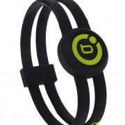 Armband Sport Twin Svart/Lime