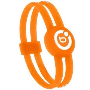 Armband Sport Twin Orange