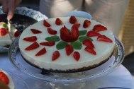 Smarrig och vacker tårta!!