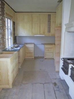 Köket nästan klart