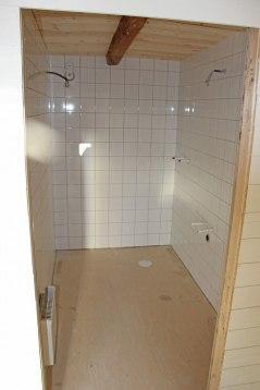 Toalett o dusch kaklad