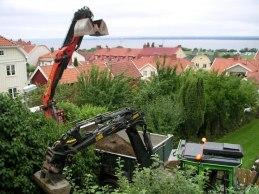 Till vissa moment krävs flera maskiner (aug 2005).