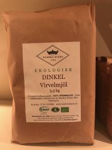 Mjöl - Dinkel Virvelmjöl 3,5 kg