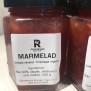 Marmelad från egna vingården - Vindruvor och äpple