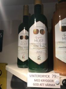 Premium Vinter Dryck -
