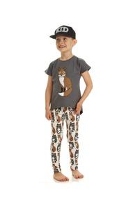 Leggings Raccoons & Foxes