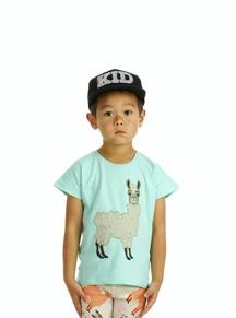 T-shirt Alpaca