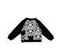 Baseball Jacket Pandas AOP