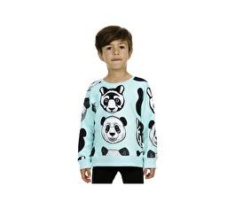 Reversible Sweatshirt Panda