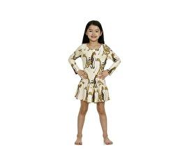 Dress Cheetahs AOP
