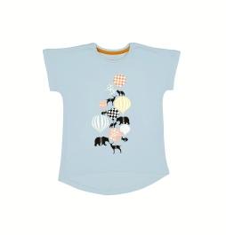 T-shirt Up! Blue