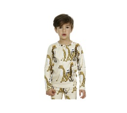 Longsleeve T-shirt Cheetahs AOP