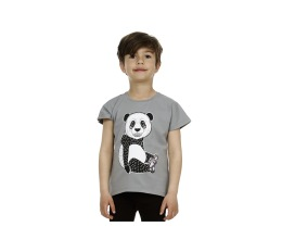 T-shirt Sleepy Panda