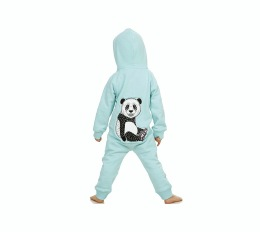 Onesie Sleepy Panda