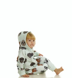 Onesie Balloon Animals AOP