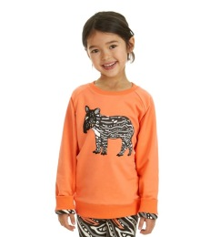 Reversible Sweatshirt Tapir