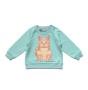 Reversible Sweatshirt Cat