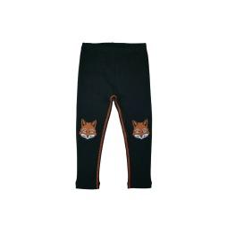Leggings Printed Knees Fox