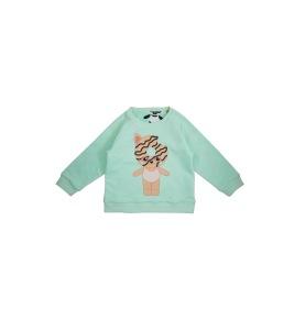 Reversible Sweatshirt Doughnut Buddies