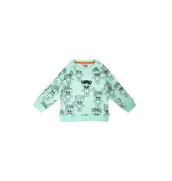 Sweatshirt Doughnut Buddies Silouette