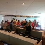 ESC Front desk staff