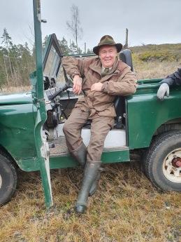 Mr Safari Claes Gustafsson