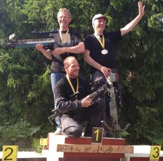 Sedan Sporting-grenen infördes i Sverige vann WOLFSZEIT och EXCALIBUR fler SM-guld än samtliga övriga armborstfabrikat.