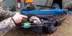 APEX-Compact kan även utrustas liksom ett jaktarmborst.