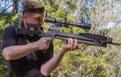 Modellen Ultimate-Sniper finns med pilhastigheter på 400 eller 440 fps.