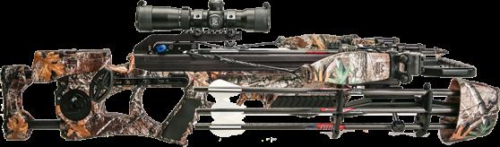 EXCALIBUR tillverkar i Kanada och deras modeller presterar bäst samt håller längst bland de masstillverkade armborst.