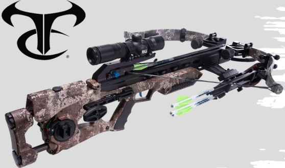 Sporting-armborst Assassin 420 TD med uppgraderat tillbehörspaket