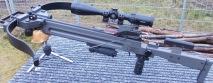 Modellen Ultimate-Sniper finns med pilhastigheter på 400 eller 450 fps.