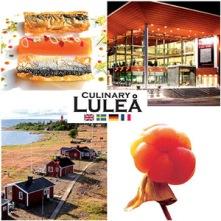 Culinary Luleå är en nätt liten presentbok med texter parallellt på svenska, engelska, franska och tyska. Luleå är residensstad i Sveriges största län Norrbotten. Stadens centrum som är nästan helt omgiven av vatten och det unika läget vid Luleälvens utlopp och Bottenvikens strand ger staden en stark karaktär av äkta sjöstad. Den vackra skärgården är öppen och tillgänglig för alla. Luleå har mycket att bjuda på. Allt ifrån kulinariska upplevelser till många unika besöksmål som t.ex. världsarvet Gammelstads Kyrkstad.   Storlek: 15 x 15 cm