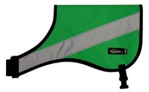 Reflextäcke Grön